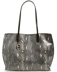 Etienne Aigner - 'penn' Leather Tote - Lyst