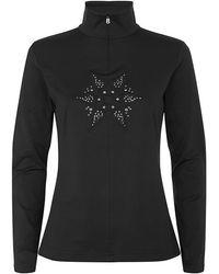 Bogner - Aline Zipped Pullover - Lyst