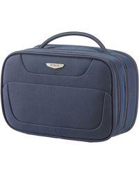 Samsonite Beauty Case blue - Lyst