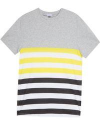 Danward   Striped T-shirt   Lyst