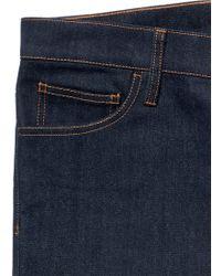 Ann Demeulemeester - Slim Fit Jeans - Lyst