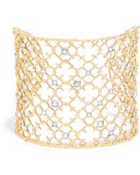 Alexis Bittar Cage Cuff Bracelet - Lyst