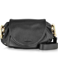 See By Chloé Lena Small Grained Leather Crossbody Bag - Lyst