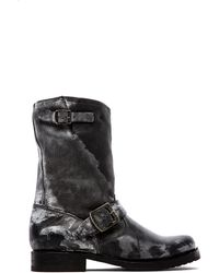 Frye Veronica Short Boot - Lyst