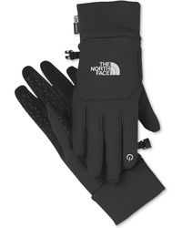 The North Face Black Etip Gloves - Lyst