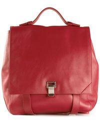 Proenza Schouler Ps Courier Backpack - Lyst