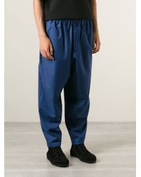 Etudes Loose Fit Track Pants - Lyst