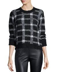 Townsen - Boxed In Long-sleeve Sweater - Lyst