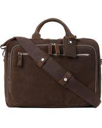 Leonhard Heyden - Boston Laptop Bag - Lyst