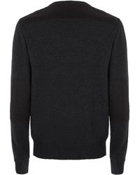 Victorinox - Colonel Shoulder Patch Jumper - Lyst