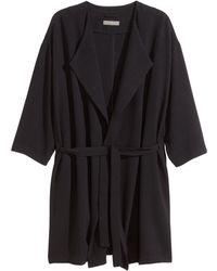 H&M + Coat - Lyst