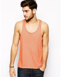 Asos Vest with Classic Fit - Lyst