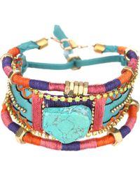 Antik Batik Bracelet - Sunny1Bra multicolor - Lyst