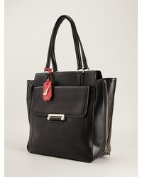 Diane Von Furstenberg Highline Tote Bag Black - Lyst
