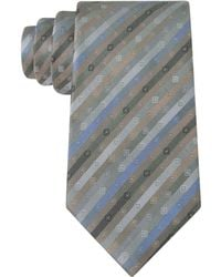 Kenneth Cole Reaction Water Color Geo Tie - Lyst