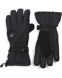 Spyder - 'mvp Conduct' Waterproof Tech Gloves - Lyst