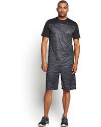 Nike Mens Fly Flash Shorts - Lyst