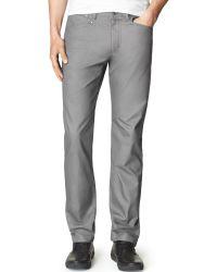 Calvin Klein Dressy Refined Slim-fit Dobby Pants - Lyst