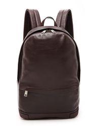 Jack Spade Brown Maddox Backpack - Lyst
