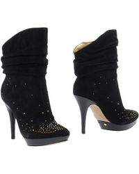 Nine West Ankle Boots - Lyst