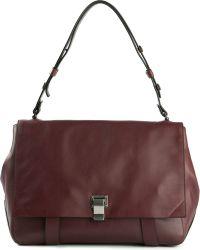 Proenza Schouler Medium Courier Shoulder Bag - Lyst