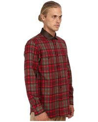Marc Jacobs Check Button Up - Lyst