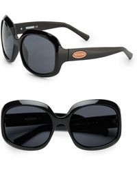 Missoni Oversized Square 57mm Sunglasses - Lyst