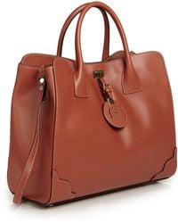 Jason Wu Jourdan 2 Tote in Rust - Lyst