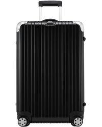 Rimowa - Medium Black Limbo Suitcase - Lyst