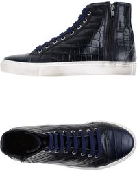 Kenneth Cole Reaction - High-tops & Trainers - Lyst