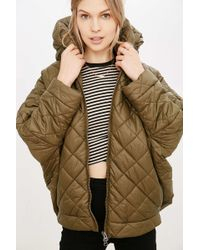 Without Walls - Oversized Cocoon Puffer Jacket - Lyst