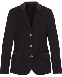 Cavalleria Toscana - Eleganza Stretch-crepe Riding Jacket - Lyst