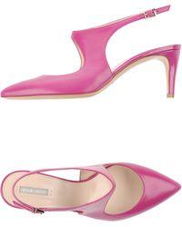 Giorgio Armani Pump pink - Lyst