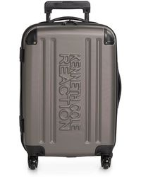 Kenneth Cole Reaction - 20-inch Carry-on Hard-shell Spinner Suitcase - Lyst