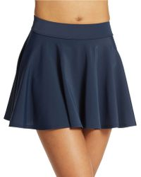 DKNY Skirt Cover Up - Lyst
