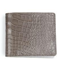 Jean Rousseau - Fold Over Wallet - Lyst