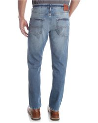 Lucky Brand - 410 Athletic Fit Walnut Wash Jeans - Lyst