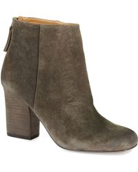Nine West Genevieve Ankle Boots - Lyst