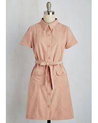 C. Luce - Quintessential Cafe Dress - Lyst
