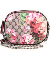 Gucci | Gg Blooms Camera Bag | Lyst