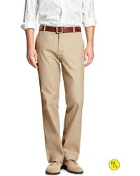 Banana Republic Factory Dawson Relaxed Fit Chino  - Lyst