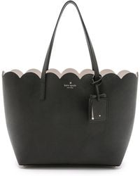 Kate Spade Lily Avenue Carrigan Tote - Black - Lyst