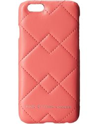 Marc By Marc Jacobs Crosby Quilted Phone Case For Iphone® 6 - Lyst