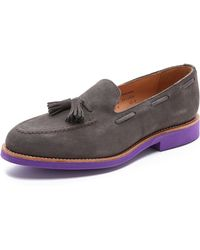 Mark McNairy New Amsterdam - Tassel Apron Loafers - Lyst