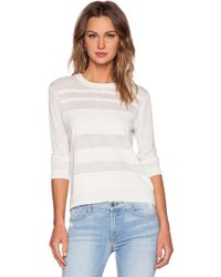 Theory Rainee D Sweater - Lyst