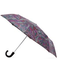 Missoni Automatic Crook Handle Umbrella - Lyst
