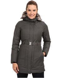 The North Face Gray Brooklyn Jacket - Lyst