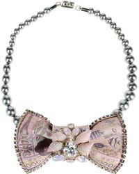 Bijoux De Famille - Necklace - Lyst