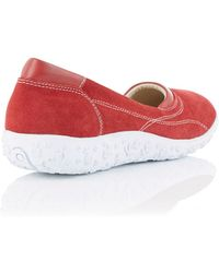 Dash Red Sporty Pumps - Lyst