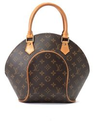 Louis Vuitton Pre-owned Ellipse Pm - Lyst
